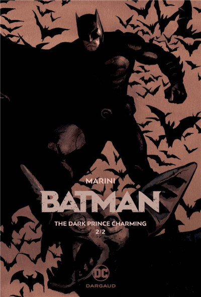 Couverture Batman - The dark prince charming tome 2 (christmas édition)
