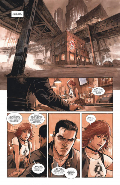 Page 5 Batman - The dark prince charming tome 2 (christmas édition)