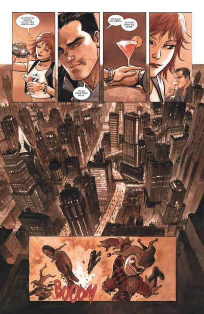Page 6 Batman - The dark prince charming tome 2 (christmas édition)