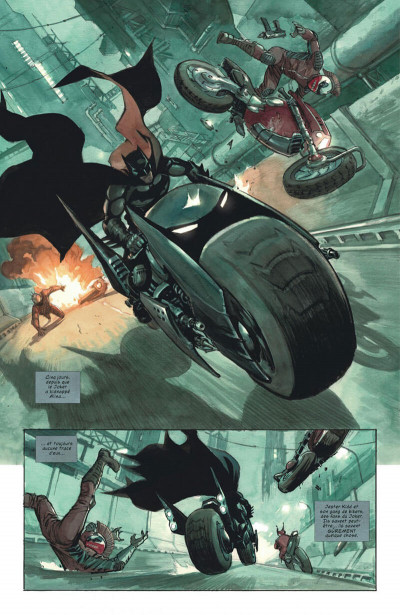 Page 8 Batman - The dark prince charming tome 2 (christmas édition)