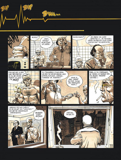 Page 5 Berceuse assassine tome 1