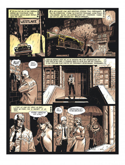 Page 8 Berceuse assassine tome 1