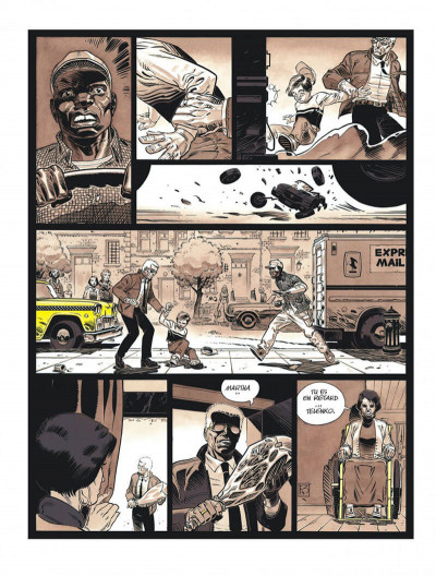 Page 8 Berceuse assassine tome 2
