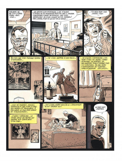 Page 9 Berceuse assassine tome 2
