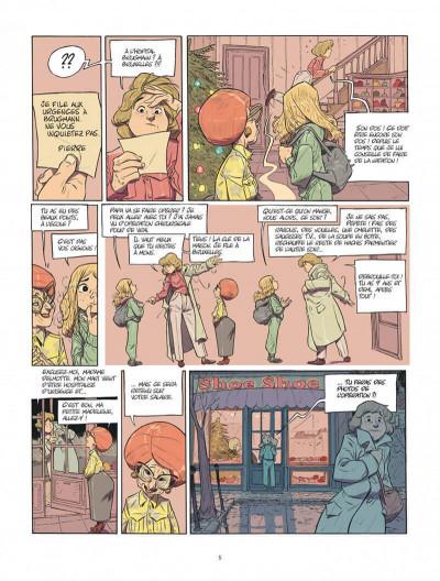 Page 5 Les beaux étés tome 5