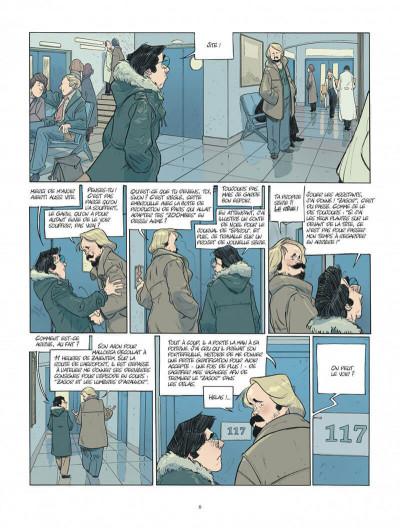 Page 6 Les beaux étés tome 5