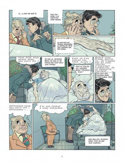 Page 8 Les beaux étés tome 5