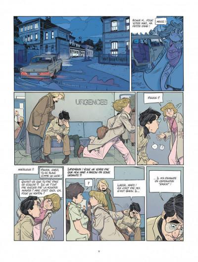 Page 9 Les beaux étés tome 5