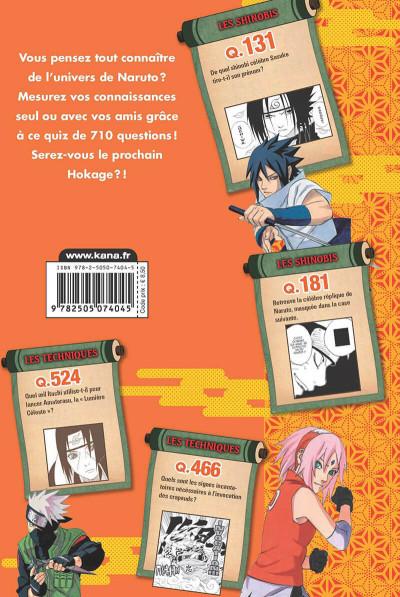 Page 1 Naruto quiz