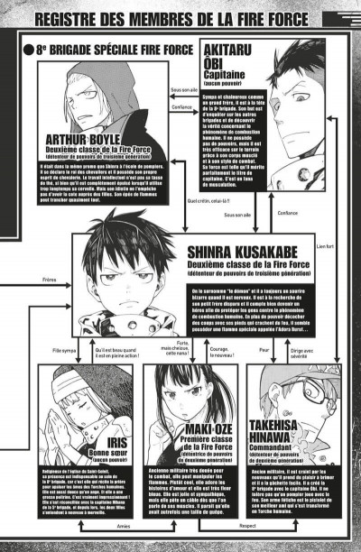 Page 5 Fire force tome 10