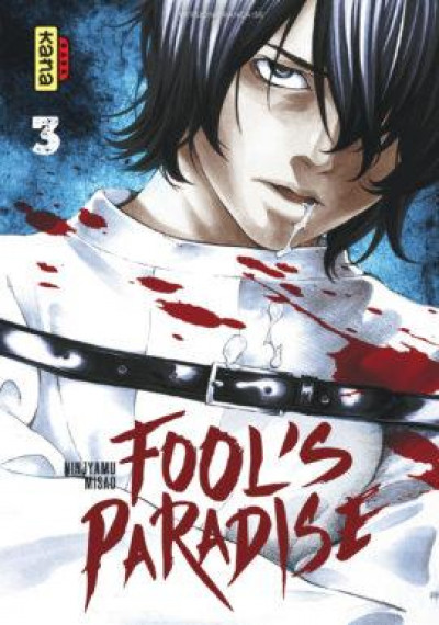 Couverture Fool's paradise tome 3