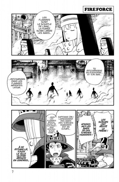 Page 7 Fire force tome 13
