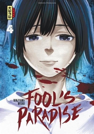 Couverture Fool's paradise tome 4