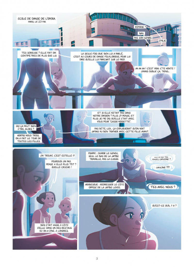 Page 3 Emma et Capucine tome 4