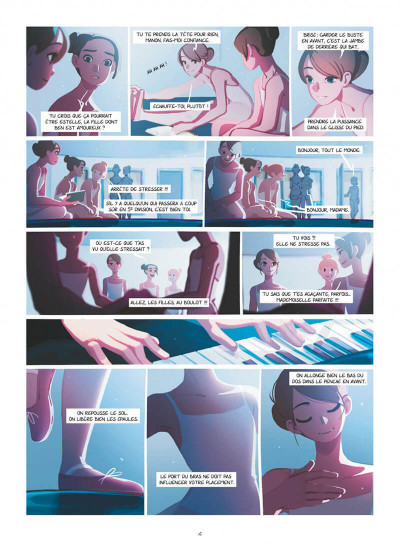 Page 4 Emma et Capucine tome 4
