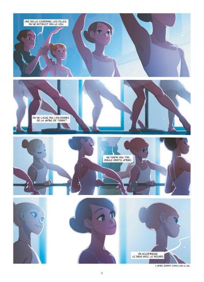 Page 5 Emma et Capucine tome 4