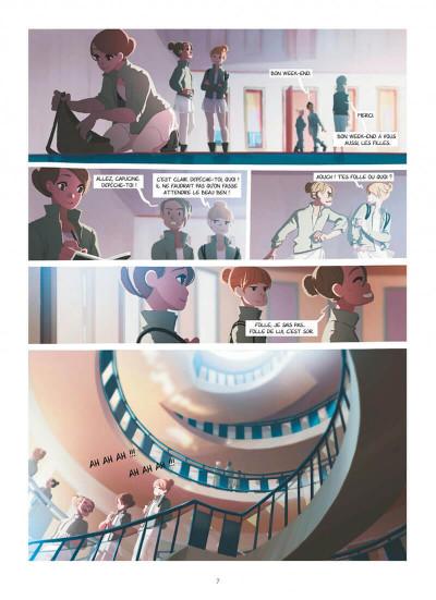 Page 7 Emma et Capucine tome 4