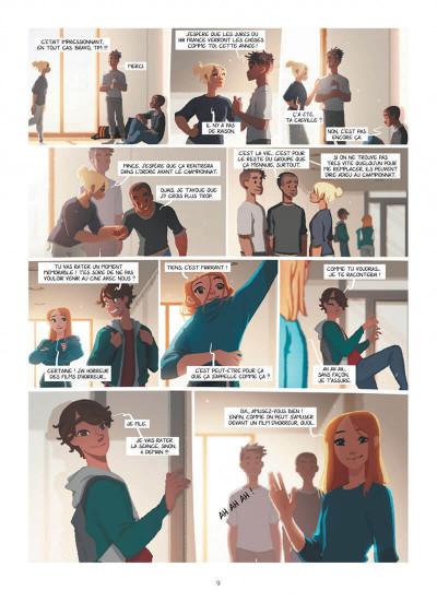 Page 9 Emma et Capucine tome 4