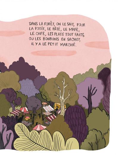 Page 5 Le loup en slip tome 4