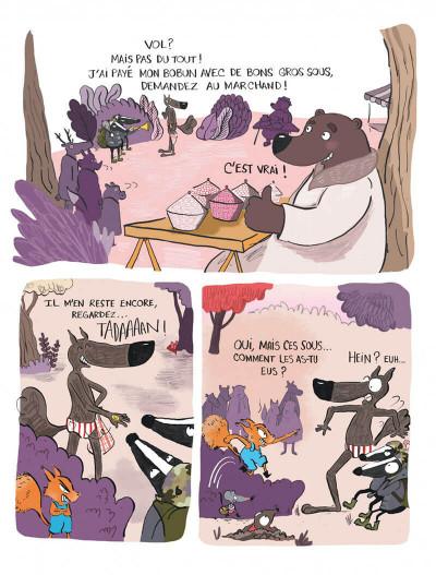 Page 8 Le loup en slip tome 4