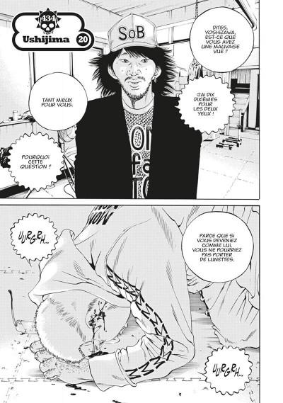 Page 8 Ushijima, l'usurier de l'ombre tome 41
