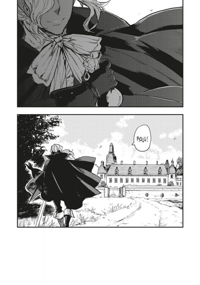Page 7 Versailles of the dead tome 2