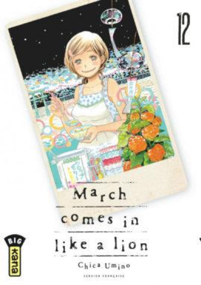 Couverture March comes in like a lion tome 12