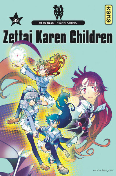 Couverture Zettai karen children tome 39