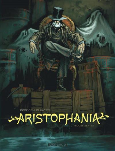 Couverture Aristophania tome 2 + ex-libris offert
