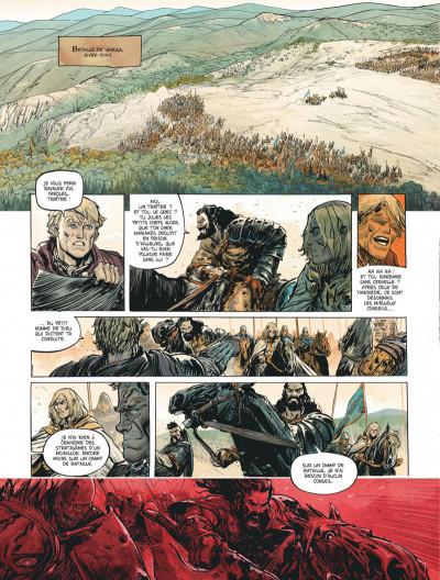 Page 4 Ira dei tome 3 + ex-libris offert