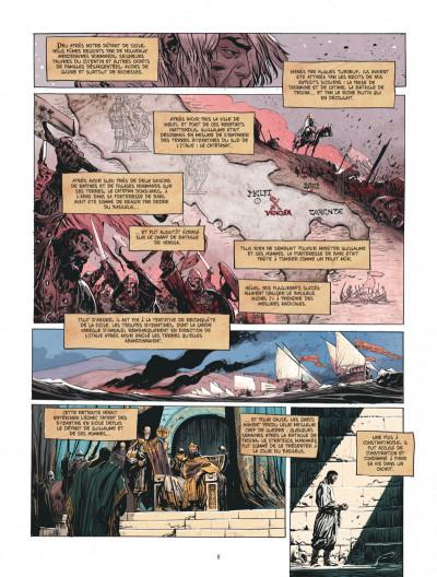 Page 8 Ira dei tome 3 + ex-libris offert
