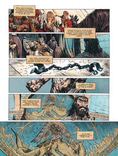 Page 9 Ira dei tome 3 + ex-libris offert