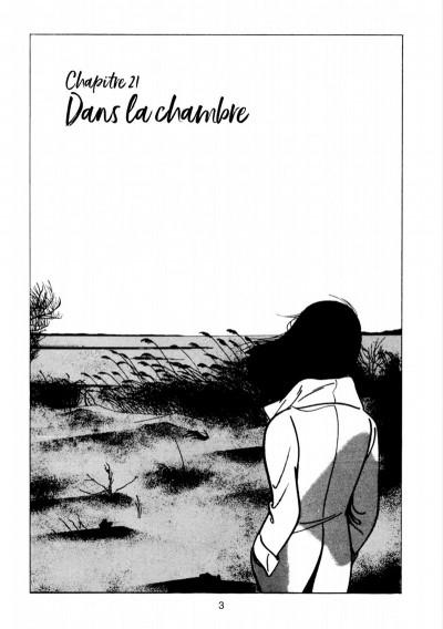 Page 3 Fleur de l'ombre tome 2