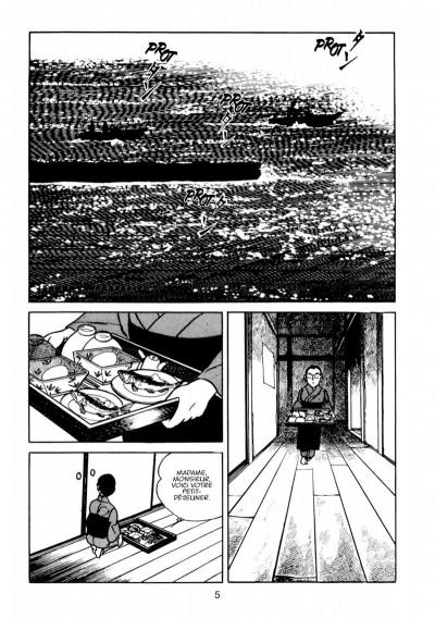Page 5 Fleur de l'ombre tome 2