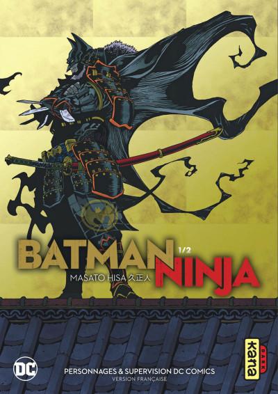 Couverture Batman ninja tome 1