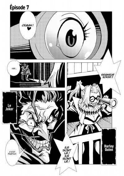 Page 3 Batman ninja tome 2
