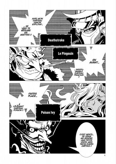 Page 6 Batman ninja tome 2