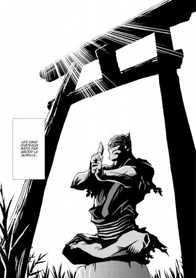 Page 8 Batman ninja tome 2