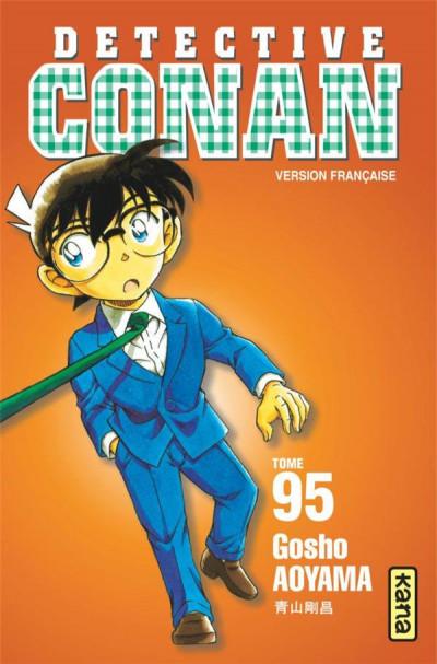 Couverture Détective Conan tome 95