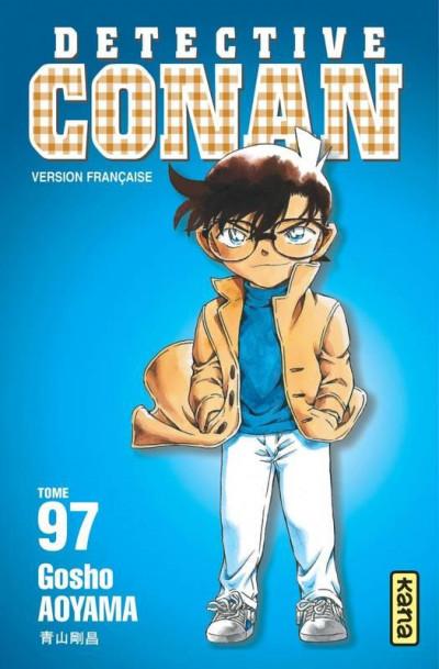 Couverture Détective Conan tome 97