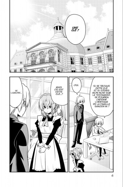 Page 6 Hayate the combat butler tome 49