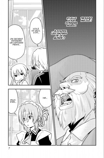 Page 7 Hayate the combat butler tome 49