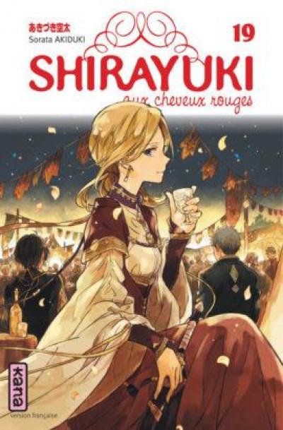 Couverture Shirayuki aux cheveux rouges tome 19