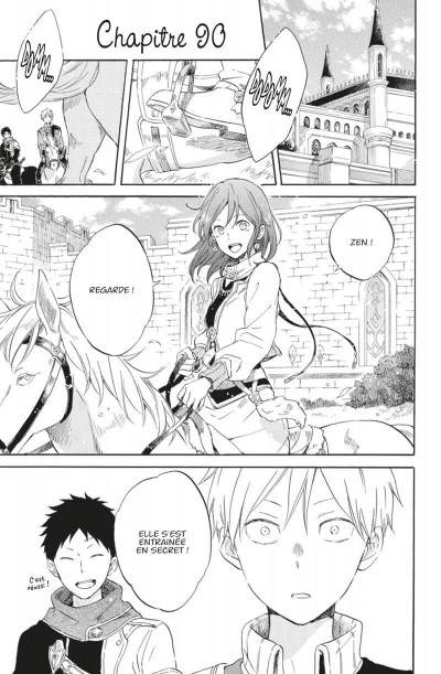 Page 6 Shirayuki aux cheveux rouges tome 19