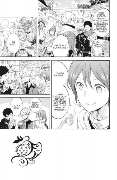 Page 8 Shirayuki aux cheveux rouges tome 19