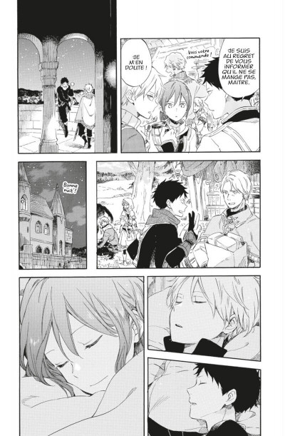 Page 9 Shirayuki aux cheveux rouges tome 19