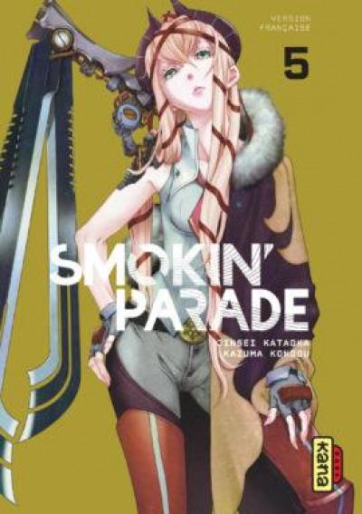 Couverture Smokin' parade tome 5