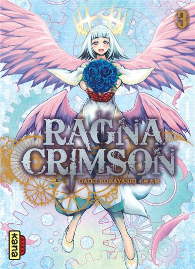 Couverture Ragna crimson tome 3