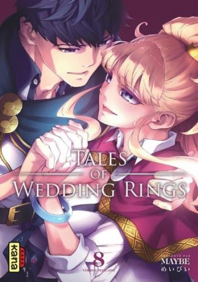 Couverture Tales of wedding rings tome 8