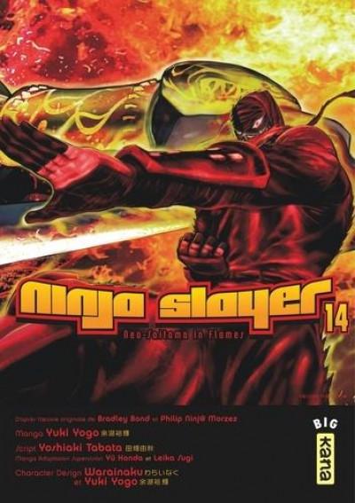 Couverture Ninja slayer tome 14